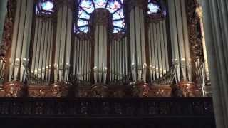 getlinkyoutube.com-Le grand orgue de Notre Dame de Paris. - 4 - Concert inaugural