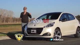 getlinkyoutube.com-TN Autos Programa 96 | Test Drive Peugeot 208 GT