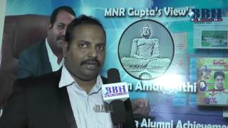 MNR Gupta Project Manager On a Mission Amaravathi