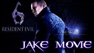 getlinkyoutube.com-Resident Evil 6 'Jake Story All Cutscenes Movie' TRUE-HD QUALITY