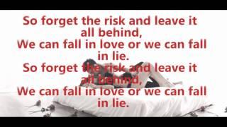 INNA Fall In Love Lie lyrics