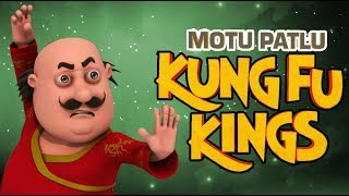 Funny Cartoon Movies For Kids | Cartoons In Hindi | Motu Patlu   Kunf Fu Kings
