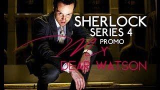 """getlinkyoutube.com-Sherlock Series 4 Promo #2: """"My Dear Watson"""""""