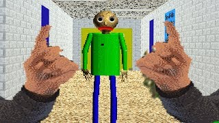 PLAY AS PRINCIPAL OF THE THING! | Baldis Basics in Education and Learning ROBLOX (NEW)