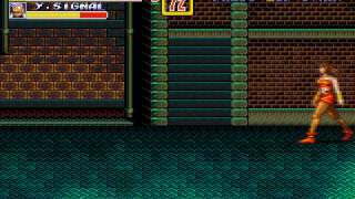 Streets of Rage 2 - Blaze - Stage 1