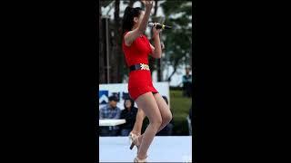 getlinkyoutube.com-20151009 오로라 - 따따블 (직캠) , Aurora - Tta Tta Beul (Fancam), @무교동 TBS 공개방송