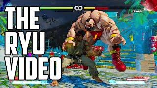 getlinkyoutube.com-Street Fighter 5 Ryu Combo Video