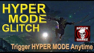 getlinkyoutube.com-Dying Light - HYPER MODE GLITCH (How To Activate Hyper Mode Using The Night Hunters Tackle)