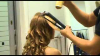 getlinkyoutube.com-Peinados de fiesta con el pelo suelto