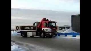 Truck drift - driftowanie ciężarówką