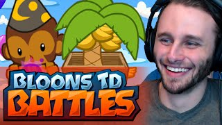 getlinkyoutube.com-Bloons TD Battles | THE BANANA FARM!