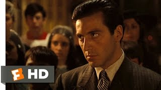 getlinkyoutube.com-The Baptism Murders - The Godfather (8/9) Movie CLIP (1972) HD