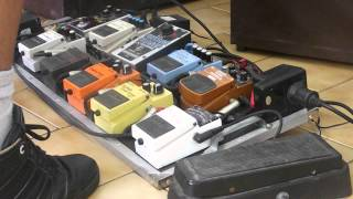 getlinkyoutube.com-Mi pedalboard.....Daniel Cari