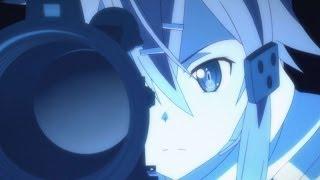 getlinkyoutube.com-7月放送アニメ「ソードアート・オンライン2」ロングPV シノン心の叫びも #Sword Art Online 2 #Japanese Anime