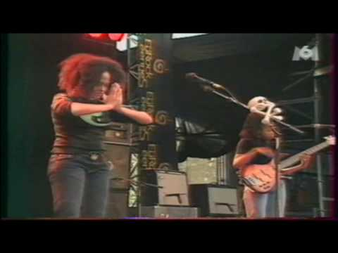 cree summer concert 1st and 2nd songs wmv