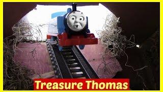 getlinkyoutube.com-Thomas and Friends Accidents will Happen Treasure Thomas Toy Trains Thomas the Tank