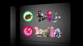 getlinkyoutube.com-Total drama cartoon network  TEMPORADA 2