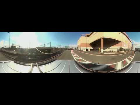360-degree Panorama Video - sample01