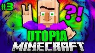 getlinkyoutube.com-Mein NEUER NACHBAR?! - Minecraft Utopia #003 [Deutsch/HD]