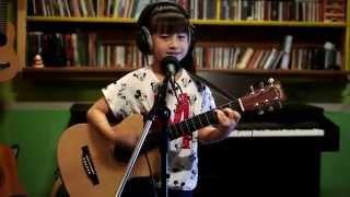 getlinkyoutube.com-Wiz Khalifa - See You Again ft. Charlie Puth Cover w/Rap by Gail Sophicha น้องเกล 9 years old.