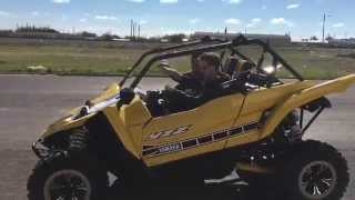 getlinkyoutube.com-Yamaha YXZ1000r with turbo-2 from Golden Yamah Odessa TX