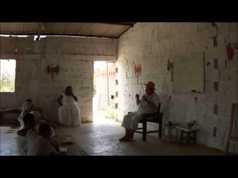 03  Casa de Jurema Mestre Carlos  Introdução ao culto de Jurema Sagrada Jurema 3