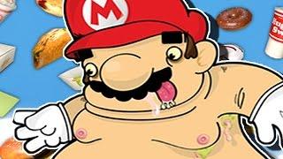 getlinkyoutube.com-SUPER FAT MARIO