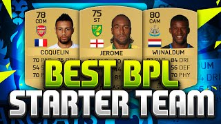 getlinkyoutube.com-FIFA 16 - THE BEST BPL STARTER TEAM!!! Cheap and Overpowered BPL Fifa 16 Starter Squad