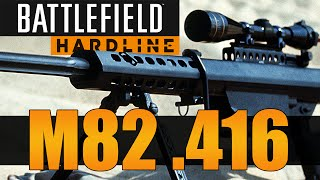 getlinkyoutube.com-Learning to Snipe - New Sniper Rifle! Battlefield Hardline