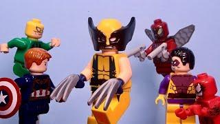 getlinkyoutube.com-Lego Wolverine