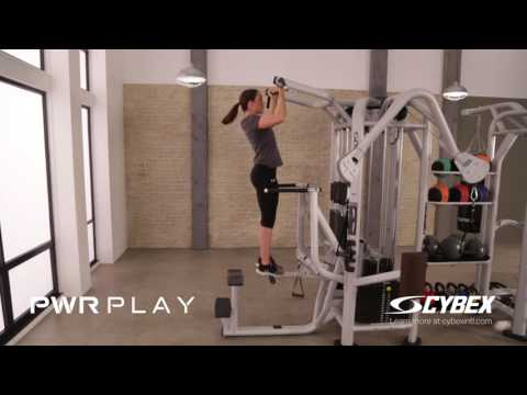 Cybex PWR PLAY - Neutral Grip Assisted Pull-Up