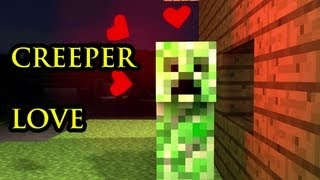 getlinkyoutube.com-CREEPER LOVE (Minecraft 3D ANIMATION)