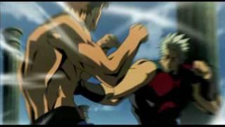 getlinkyoutube.com-Shin Hokuto No Ken - Kenshiro vs Seiji