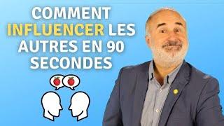 getlinkyoutube.com-Comment influencer les autres en 90 secondes