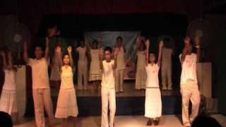 getlinkyoutube.com-Awesome God Dance