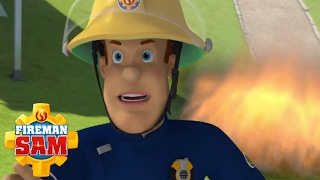 getlinkyoutube.com-Fireman Sam New Episodes - Best Rescues Season 10  🚒  165 - 174