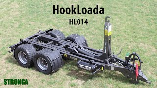 Stronga HookLoada 014 – Transforming compact and nimble hook lift design