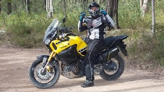 Yamaha Super Tenere 2016 First Ride