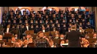 getlinkyoutube.com-Waltraud Meier/Paavo Jarvi - Mahler: Third Symphony: 5th movement.