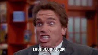 """getlinkyoutube.com-Kindergarten Cop Scene """"Shut up"""""""