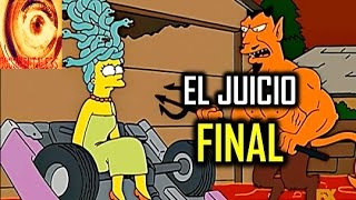 getlinkyoutube.com-Aterradora vision de los Simpson sobre el juicio final