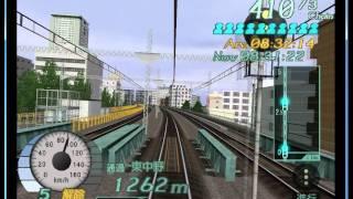 getlinkyoutube.com-電車でGO! FINAL 中央線 ~ATSで止められるまで速度を上げ暴走してみた~