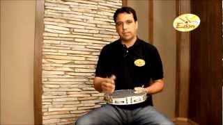 Curso de Pandeiro para Iniciantes:Samba, Choro e Samba Canção