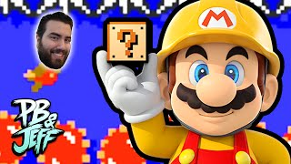 getlinkyoutube.com-Super Mario Maker - The Completionist LEVELS!