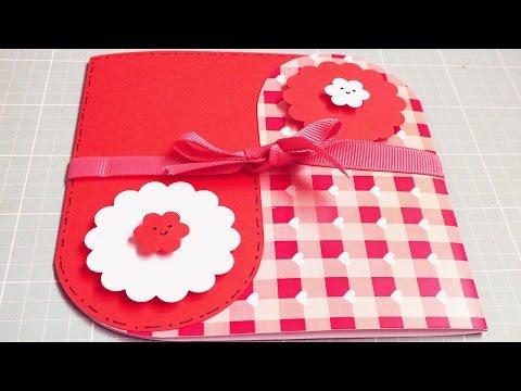 Tarjeta de Corazón [San Valentín] - Original Stuff