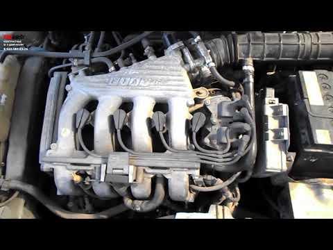 Двигатель (Фиат) Fiat Marea 1 6 16V, 182 A4 0001