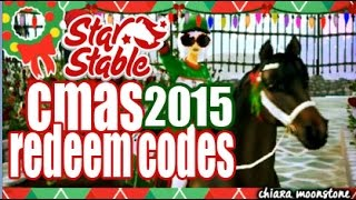 getlinkyoutube.com-Star Stable Online - Christmas Redeem Codes - Free Star Coins