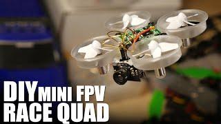 getlinkyoutube.com-DIY Mini FPV Race Quad | Flite Test