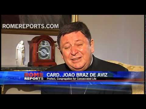 Cardinal Joao Braz de Aviz  the Brazilian candidate that survived a shooting