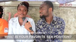 getlinkyoutube.com-What Is Your Favourite Sex Position? | Pulse TV Vox Pop